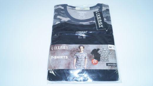 Livergy Herren T-Shirts Größe M 1