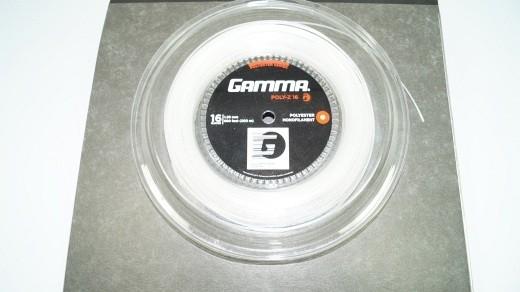 Gamma Poly-z 16 Saitenrolle 1.30mm