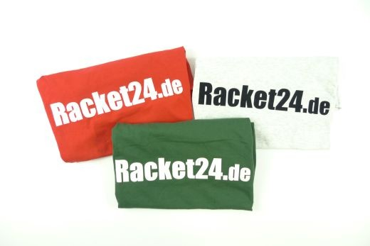 Racket24 - T-Shirt beflockt