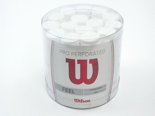 Wilson - Pro Overgrip Perforated 60er Griffbänder