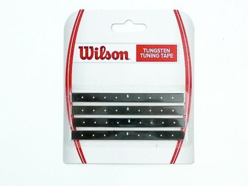 Wilson - Tungsten Tuning Tape 4x 2,5g Bleiband