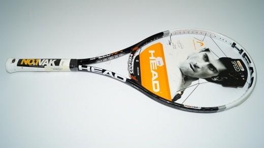 Head Youtek IG Speed MP 300 Tennisschläger (L2) Djokovic