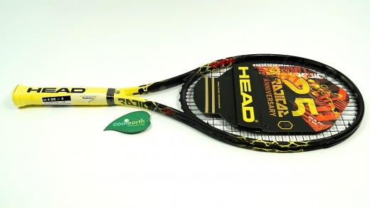 Head Graphene Touch Radical MP Ldt. 25 Years Tennisschläger (L3) racket 295g