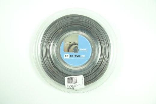 Luxilon - Alu Power Soft 12m (1.25mm) Saitenset