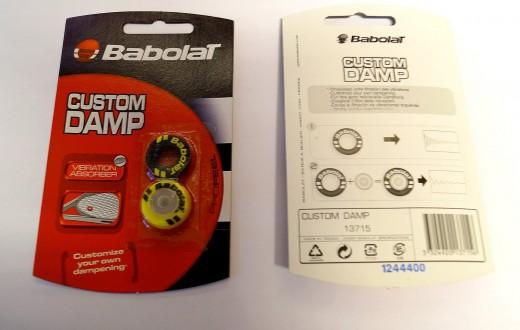 Babolat Custom Damp 2er