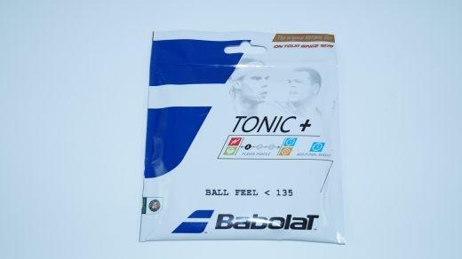 Babolat - Tonic+ Ball Feel 12m (1.35mm) Saitenset