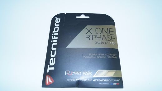 Tecnifibre - X-One Biphase 12m (1.24mm) Saite