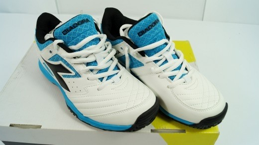Diadora Speed Challenge All Court Schuhe (Gr. 38)
