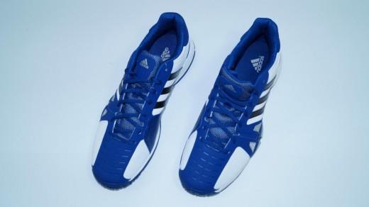 Adidas - Bercuda 2.0 OC Gr. 46 2/3 Tennisschuh