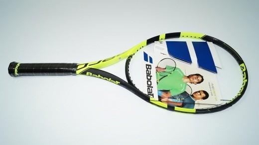 Babolat - Pure Aero+ Plus 2016 (L4) Pureaero Tennisschläger 5