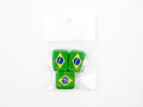 Pro's Pro - Nationen Flagge Brasilien Vibrastop