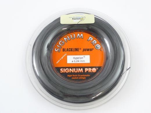 Signum Pro - Hyperion schwarz 12m (1.24mm) Saitenset