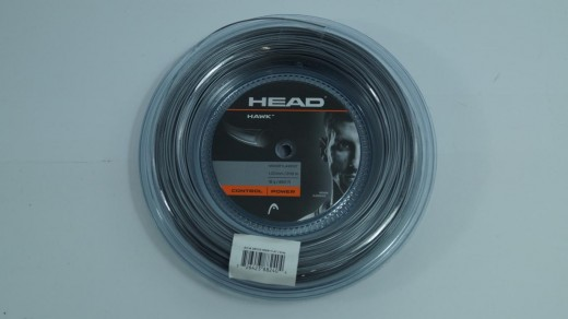 Head Hawk 12m String reel silver (1.25mm)