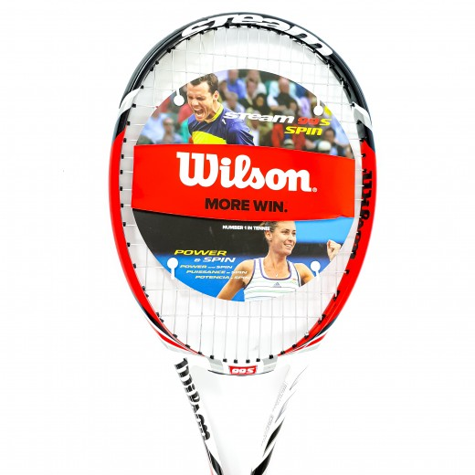 Wilson Steam 99S Tennisschläger Racket (L3) 99 S