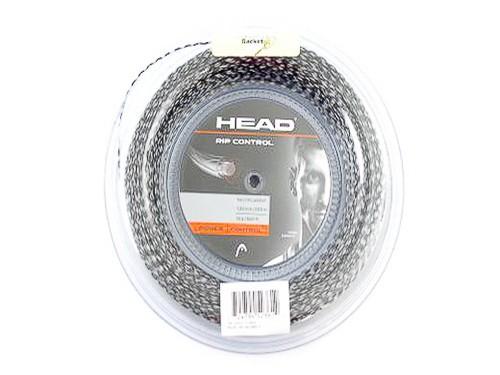 Head - Rip Control schwarz 200m (1.30mm) Saitenrolle