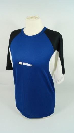 Wilson T- Shirt Sport Gr. S Männer dry funktion techno-fibre Atmungsactiv