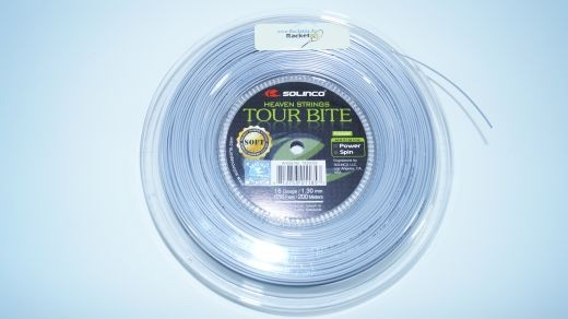 Solinco - Tour Bite Soft 12m (1.30mm) Saitenset