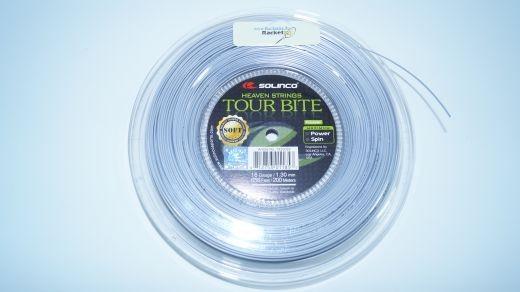Solinco - Tour Bite Soft 12m (1.30mm) Saitenset
