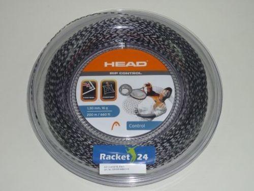 Head - Rip Control schwarz 12m (1.30mm) Saitenset