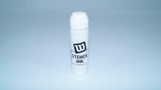 Wilson - Stencil Ink (weiß) Farbe