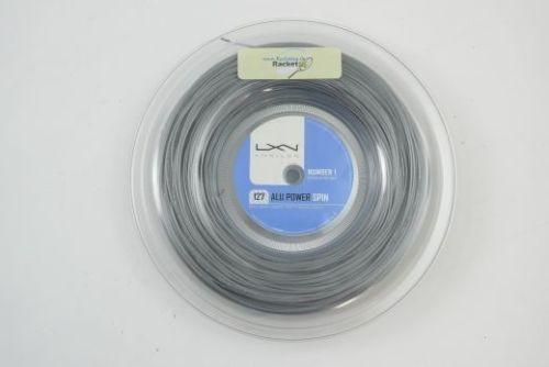 Luxilon - Alu Power Spin 220m (1.27mm) Saitenset