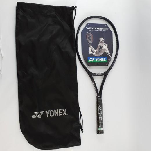 Yonex New VCORE 98 Tennisschläger Black 305g Kerber schwarz (L4) V-Core