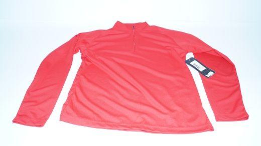 Rono - Langarm-Shirt rot (Gr. S) Top