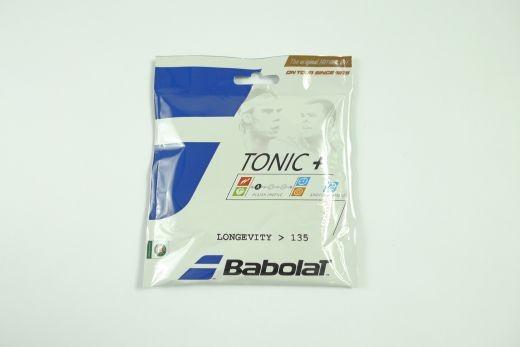 Babolat - Tonic+ Longevity 12m (1.35mm) Saitenset
