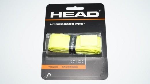 Head Hydrosorb Pro Basisgriffband Gelb