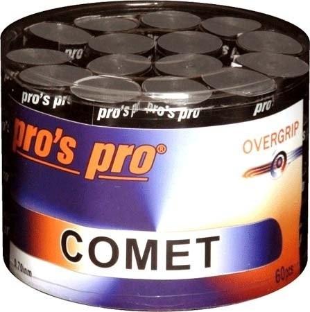 Pro's Pro - Comet schwarz (60er) Griffbänder