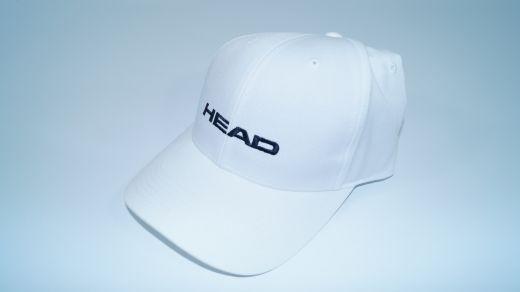 Head Promotion Cap weiß Bild 1