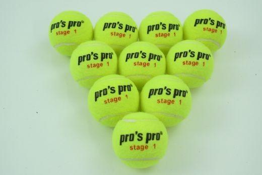 Pro's Pro - Stage 1 12er Bälle