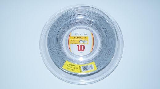 Wilson - Poly Pro 200m (1.30mm) Saitenrolle