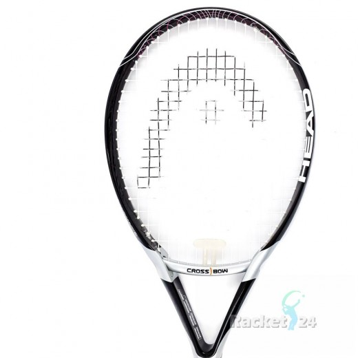 Airflow 7 Tennisschläger L2 Crossbow strung Light 245g Senioren mit Tasche