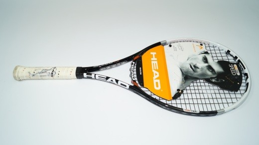 Head Youtek IG Speed MP 315 Tennisschläger (L3) Djokovic Autogramm