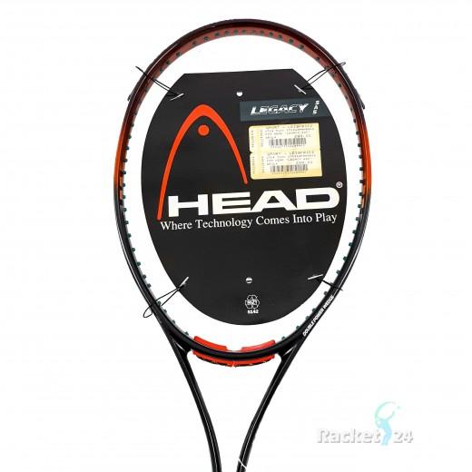 HEAD LEGACY 720 Tennisschläger L4 racket OS pro Senioren
