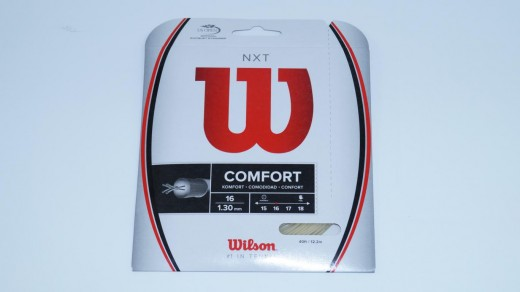 Wilson - NXT 12.2m (1.30mm) Saitenset