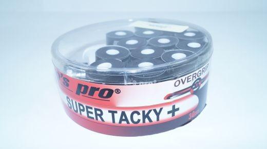 Pro's Pro Super Tacky + Plus schwarz1