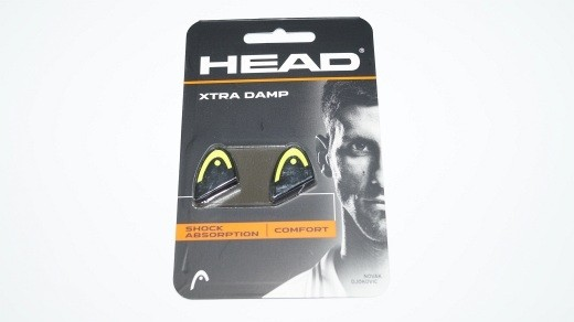 Head Xtra Damp (2er Pack) Logo Dämpfer Vibrastop