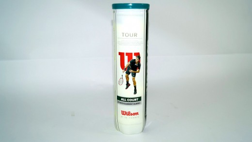 Wilson Tennisbälle Tour All Court