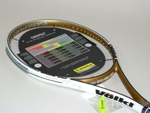 VÖLKL CATAPULT 6 Tennisschläger (L1) Lite 285g