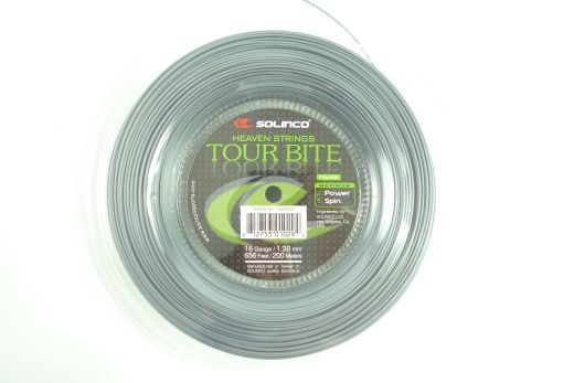 Solinco - Tour Bite 12m (1.05mm) Saitenset