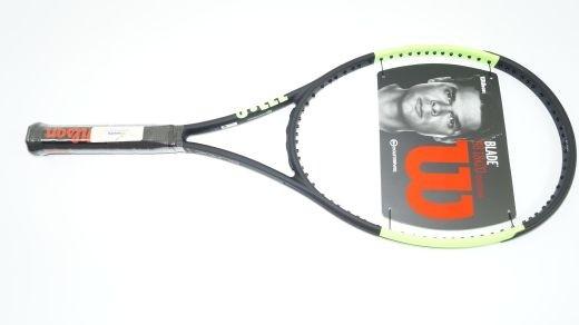 Wilson Blade 98 CV 16x19 Tennisschläger 2017 (L2)