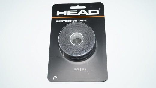 Head Kopfschutzband 0.5mm Protection Tape 500 cm