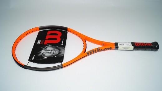 Wilson Burn 100 LS Tennisschläger1