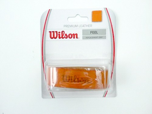 Wilson - Premium Leather Basisgriffband