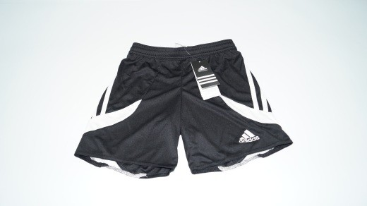 Adidas Trainingshose schwarz-weiß (Gr. 128)