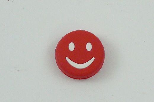 Wilson - Vibra Fun Smiley rot Vibrastop